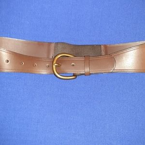 Brown Genuine Leather Belts